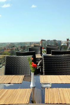 Terasă Restaurant Sky