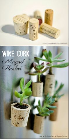 34 Last-Minute DIY Christmas Gift Ideas You Can Easily Make – The best ideas Handmade Crafts, Diy And Crafts, Wine Cork Coasters, Easy Diy Christmas Gifts, Creation Deco, Cork Crafts, Diy Design, Decoration, Diy Projects