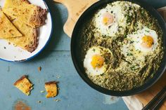 green shakshuka | dolly and oatmeal
