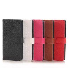 [US$5.49] Flip Litchi Grain Leather Case Cover For Samsung Galaxy Alpha G8508S  #alpha #case #cover #flip #g8508s #galaxy #grain #leather #litchi #samsung