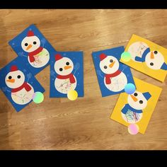 Winter Kids, Kids Christmas, Triangle, Crafts, Winter Time, Manualidades, Handmade Crafts, Craft, Arts And Crafts