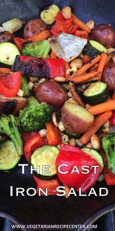 Cast Iron Veggies