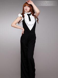 Top Quality Korean Style Jumpsuit
