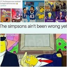 The Simpsons The Simpsons The post The Simpsons appeared first on Paris Disneyland Pictures. Cartoon Theories, Conspericy Theories, Weird Facts, Fun Facts, Disney Conspiracy, Funny Jokes, Hilarious, Childhood Ruined, Disney Theory