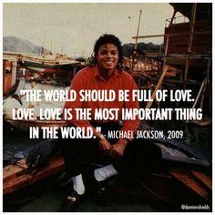 Famous Michael Jackson Quotes - Page 5