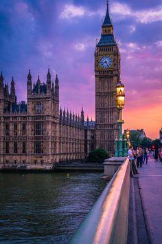 Big Ben, London - my fave place that haunts my dreams :)