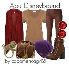 """Abu Disneybound"" by capamericagirl21 ❤ liked on Polyvore featuring Miss Selfridge, Koral, Coal, Call it SPRING, Stela 9, Belk & Co. and Miso"