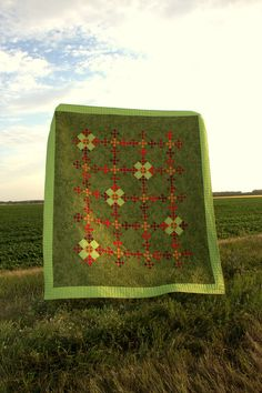 PDF Quilt Pattern Urban Amish Instant by RobinsonPatternCo