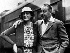 Ethel & John Barrymore