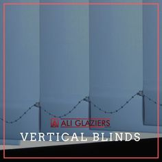 Multi Coloured fabric vertical blinds for homes and offices to enhance home decor and interiors Offices, Blinds, Homes, Interiors, Fabric, Color, Home Decor, Tejido, Houses