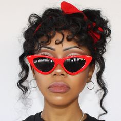 Get the look! Shop our Sorrento Vintage Cat Eye Sunnies at Jewel Cult. Available in Black, White, Red and Tortoiseshell! Flat Top Sunglasses, Cat Eye Sunglasses, Sunglasses Women, Vintage Sunglasses, Uv400 Sunglasses, Womens Fashion Online, Latest Fashion For Women, Cat Eye Colors, Cute Glasses