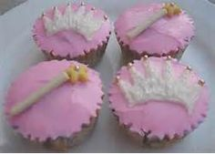 disney princess cupcakes | Issabellah's 6th birthday party ideas! | P ...