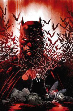 Detective Comics #27 Variant by Jason Fabok