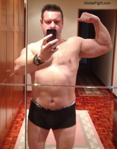 big strong man gym