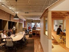 Airbnb's Portland Office Invites Employees To Belong Anywhere