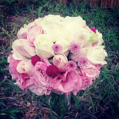 Bridal bouquet- winter wedding