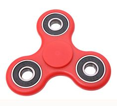 Red Color Yet Not Vulgar Games Able Spinner Fidget Toy Tri Fidget Hand Spinner For Adults Child Toys & Hobbies