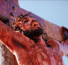 Remember what He did for you.  As hard as it is to look at this, imagine how much pain and suffering HE endured for US................