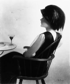 Harry W. Watrous (American, 1857–1940). The Passing of Summer, 1912. The Metropolitan Museum of Art, New York. George A. Hearn Fund, 1912 (12.105.3)