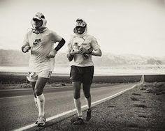 Badwater Ultramarathon...135 miles through Death valley in 120 degrees...TRUE DISTANCE RUNNERS