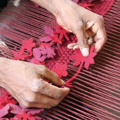 Our rugs are currently manufactured in countries with long-standing craftsmanship, hand knotting and weaving traditions.