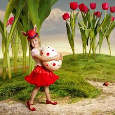 Easter Bunny by Oxana Zuboff