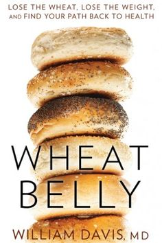 Book Review -  Wheat Belly by Darya Pino: Bottom line, eliminating gluten for 4-8 weeks is worth trying if you  have health problems you and your doctor can't seem to solve. #Book_Review #Wheat_Belly #Darya_Pino #summertomato