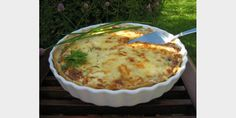 Valmista Britan katkarapupiirakka tällä reseptillä. Helposti parasta! Feta, Mashed Potatoes, Brunch, Food And Drink, Pizza, Cooking Recipes, Eggs, Favorite Recipes, Yummy Food
