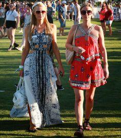 The Lady Posh » Blog de moda « Fashion blogger argentina: Coachella 2014 • best and worst looks ««« #ParisHilton #Coachella