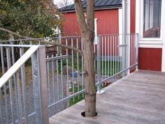 Pinnakaide Www.taitamo.fi Deck, Outdoor Decor, Home Decor, Decoration Home, Room Decor, Front Porches, Home Interior Design, Decks, Decoration
