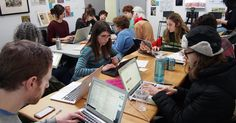 A Feminist Edit-a-Thon Seeks to Reshape Wikipedia | The New Yorker