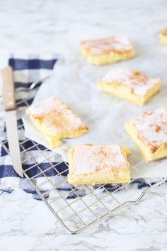 Vanille custard cake
