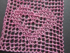 Pleasing Reversibility: Looking at the other side of lace