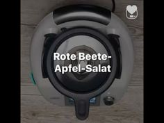 Thermotasty - Thermomix® Rote Beete-Apfel Salat