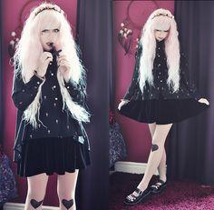 Beautiful M O N S † E R (by Ami †) http://lookbook.nu/look/4096674-Beautiful-M-O-N-S-E-R