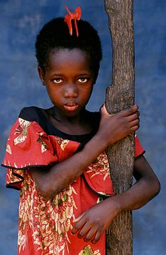 Gambian girl.Protect all children from abuse. repinned: www.brindacarey.com