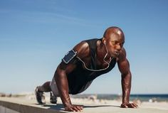 The Only 4 Exercises You Need to Get in Crazy-Good Shape