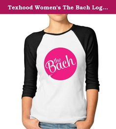 Texhood Women's The Bach Logo Customized 100% Cotton Three-Quarter Sleeve Raglan Henley Shirt Black L. S: Bust: 48cm Length: 72cm\r\nM: Bust: 51cm Length: 74cm\r\nL: Bust: 53cm Length: 76cm\r\nXL: Bust: 55cm Length: 78cm\r\nXXL: Bust: 58cm Length: 82cm\r\nCUSTOMER SATISFACTION GUARANTEE: Not The Sizes You Wanted? Something Wrong With Color?\r\nPlease Message Us Anytime For Whatever Inquiries, We Are Here To Listen To Your Inquiry And All We Want Is Not Just Sales, But Earning A GREAT...