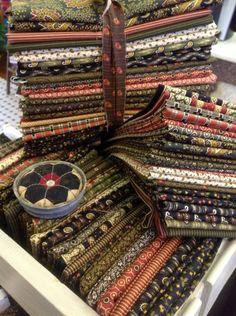 jo morton fabric collection   Category - Fabric : Jo Morton - Madison Manor