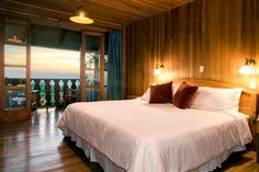 #Hotel #Belmar in #Monteverde #CostaRica. Staying at this hotel is an experience on its own!