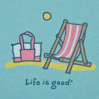 Life is good Think Spring Make Me Happy, Make Me Smile, I Love The Beach, My Love, Do What You Like, Beach T Shirts, Beach Quotes, My Happy Place, Life Is Good