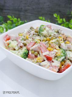 Cobb Salad, Potato Salad, Food And Drink, Potatoes, Snacks, Ambition, Ethnic Recipes, Recipes