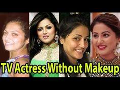 Top 10 TV Actresses without Makeup
