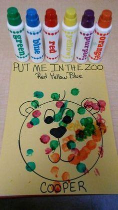Put me in the zoo Dr. suess craft for toddler's with dot markers - Put me in the zoo Dr. suess craft for toddler's with dot markers Source by LargeFamilyManagement Zoo Preschool, Preschool Projects, Daycare Crafts, Classroom Crafts, Toddler Crafts, Dr Seuss Preschool Art, Kindergarten, Toddler Art, Dr Seuss Art