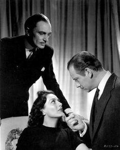 Conrad Veidt, Joan Crawford, Melvyn Douglas - A Woman's Face