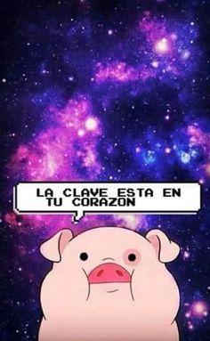 #FondoDePantalla Gravity falls #Pato