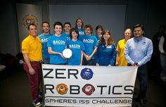 Zero Robotics HS Competition