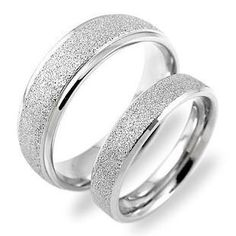 [Visit to Buy] Free Shipping Wide 6mm Sweetheart V34 Accessories Stainless Steel White Scrub Pear Wedding Rings For Women Fine Jewelry #Advertisement