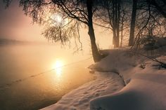foggy Morning by Vladimir Mironov on 500px