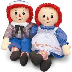 Raggedy Ann and Andy  1915
